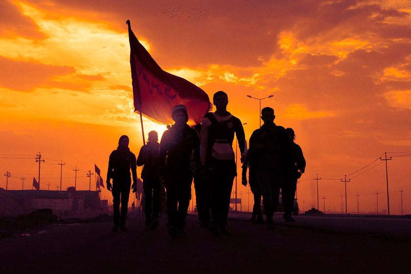 باشگاه خبرنگاران -عشقی که میلیونها زائر پیاده به سمت خود میکشد + فیلم