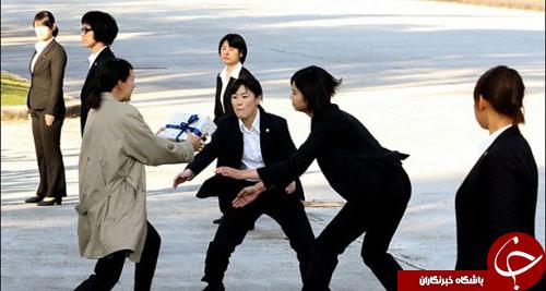 تیم امنیتی تماماً زن ژاپنیها برای محافظت از ملانیا و ایوانکا ترامپ+ تصاویر