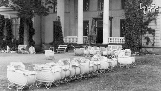 اتفاقات باورن ی در زمان جنگ جهانی دوم+تصاویر