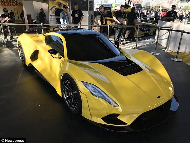 //موضوع تغییر کند سریع ترین اتومبیل سواری جهان!+عکس