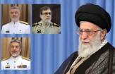 باشگاه خبرنگاران -سه انتصاب جدید در ارتش جمهوری اسلامی ایران