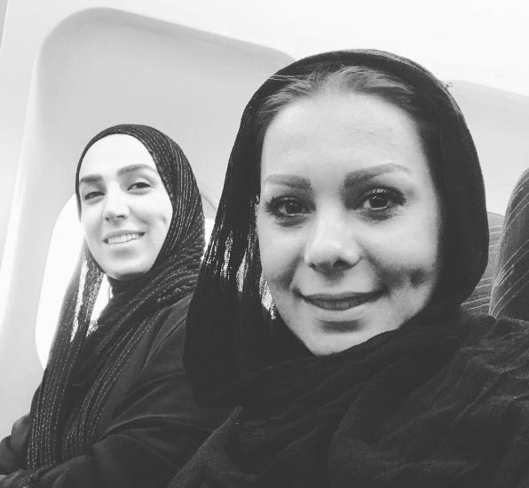 عکس جدید بازیگران عکس اربعین حسینی راهپیمایی اربعین حسینی اینستاگرام بازیگران اربعین پیاده روی