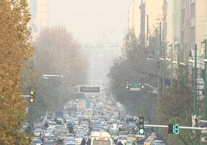 هوای پایتخت همچنان در وضعیت ناسالم برای گروه های حساس