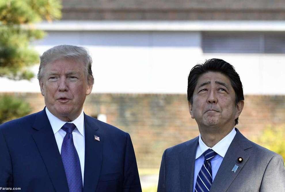 هشدارهای دروغین درباره بمبگذاری در ژاپن همزمان با حضور ترامپ در توکیو