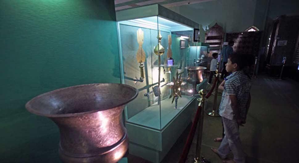 موزه حرم مطهر امام حسين(ع) + تصاوير