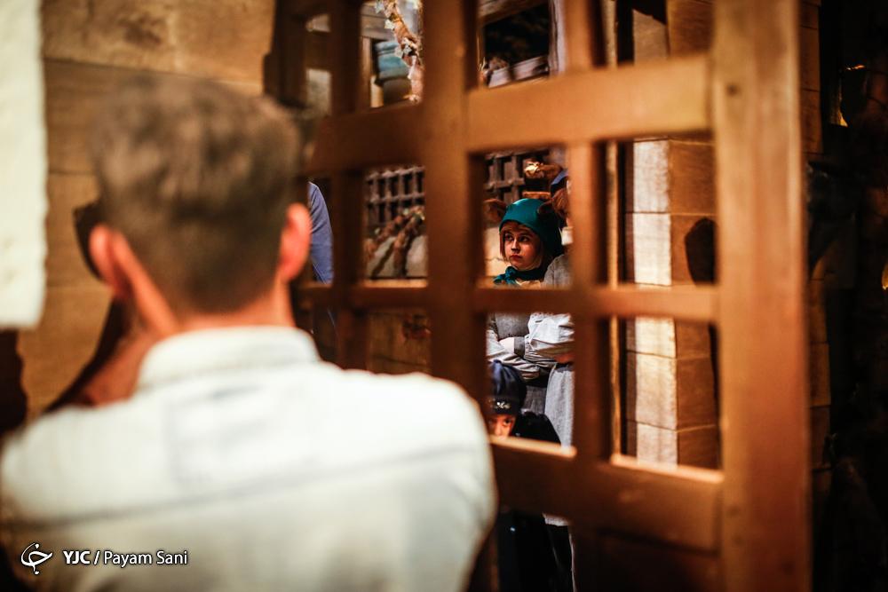 گزارشی از پشت صحنه «آهوی پیشونی سفید ۲»/ تلاش عوامل فیلم جواد هاشمی برای تکرار موفقیت
