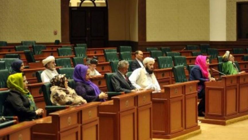دولت افغانستان طرح بودجه سال آینده را به مجلس سنا ارائه کرد