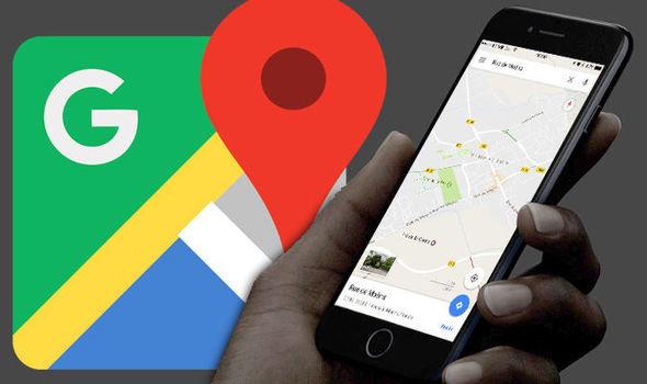 اشتراک گذاری مکانها در نسخه وب گوگل مپ ممکن شد
