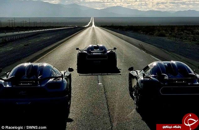 رکورد سرعت اتومبیلهای جهان به وسیله Agera RS شکسته شد + تصاویر