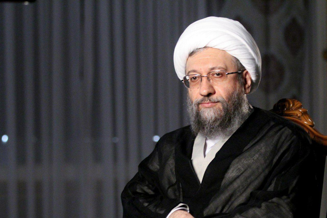 رئیس قوه قضاییه درگذشت والده آیت الله مدرسی یزدی را تسلیت گفت