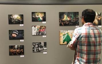 باشگاه خبرنگاران -با نمایشگاه گروهی عکس «محرم 96» همراه باشید