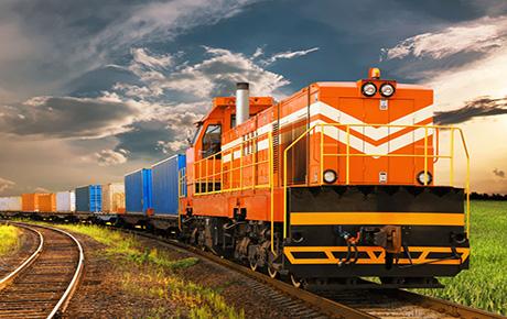 ترانزیت ۸۰۰ هزار تن کالا از طریق راه آهن طی ۷ ماه گذشته