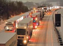 افزایش ۲۸ درصدی ترانزیت کالا از طریق جاده