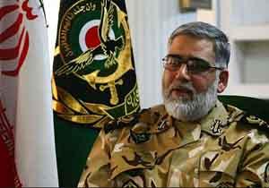 امیر پوردستان رئیس مرکز مطالعات راهبردی ارتش شد