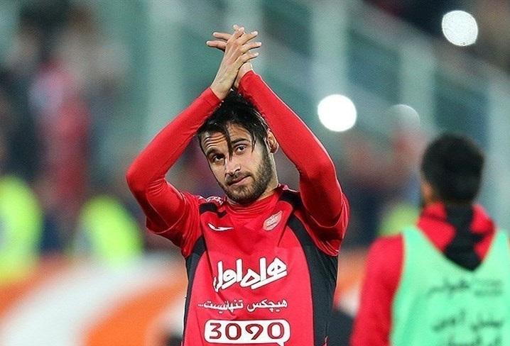 باشگاه خبرنگاران -تبریک احمدنوراللهی به علی کریمی + عکس