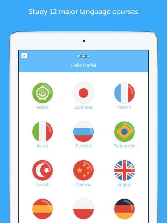 دانلود busuu: Fast Language Learning Premium 11.8.2.600 - برنامه آموزش زبانهای مختلف