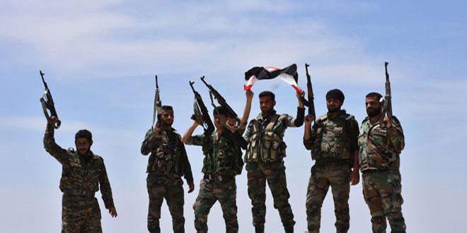 ارتش سوریه جاده استراتژیک اثریا- خناصر را آزاد کرد