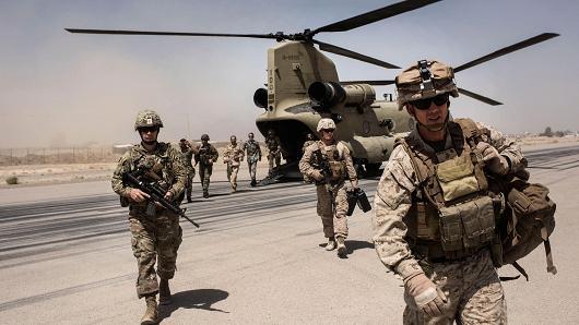 بودجه نظامی آمریکا برای سال مالی 2018 تصویب شد