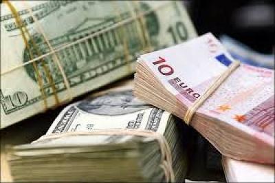 نرخ ارزهای خارجی در بازار کابل 18 عقرب 96