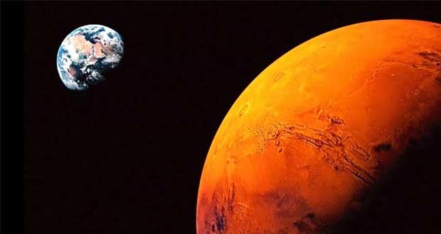 ادعای عجیب زندگی در مریخ قبل از تولد روی کره زمین توسط پسر جوان+تصاویر