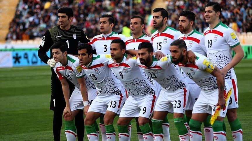 جزر و مد سرخ سومین حریف تدارکاتی تیم ملی فوتبال ایران