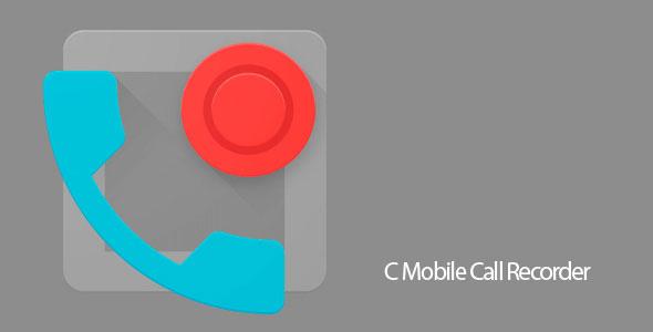 دانلود C Mobile Call Recorder Premium v13.4 برنامه ضبط مکالمات دوطرفه