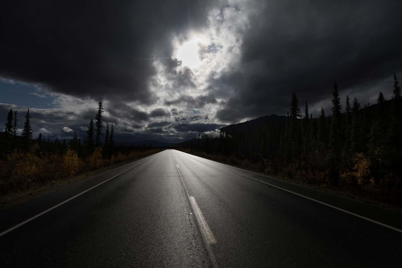 نگاهی به بزرگراه دالتون، تنهاترین جاده آمریکا!+تصاویر