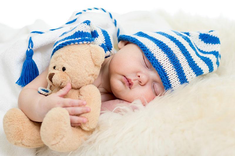 یک کودک باید چقدر بخوابد؟