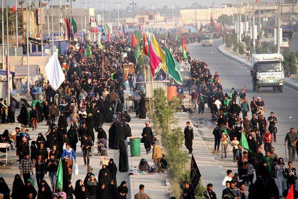 فوت ۵۰ زائر ایرانی در پیاده روی اربعین امسال/ تنها یک سوم زائران فوت شده بیمه بودند
