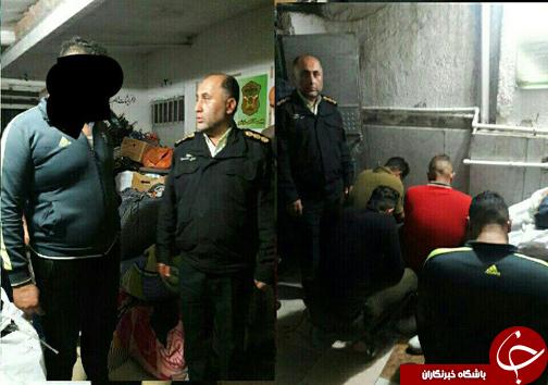 دستگیری عوامل نزاع در نوشهر