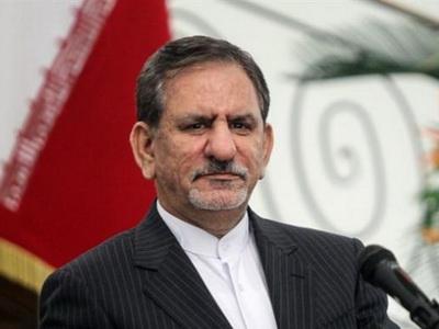جهانگیری وارد تهران شد