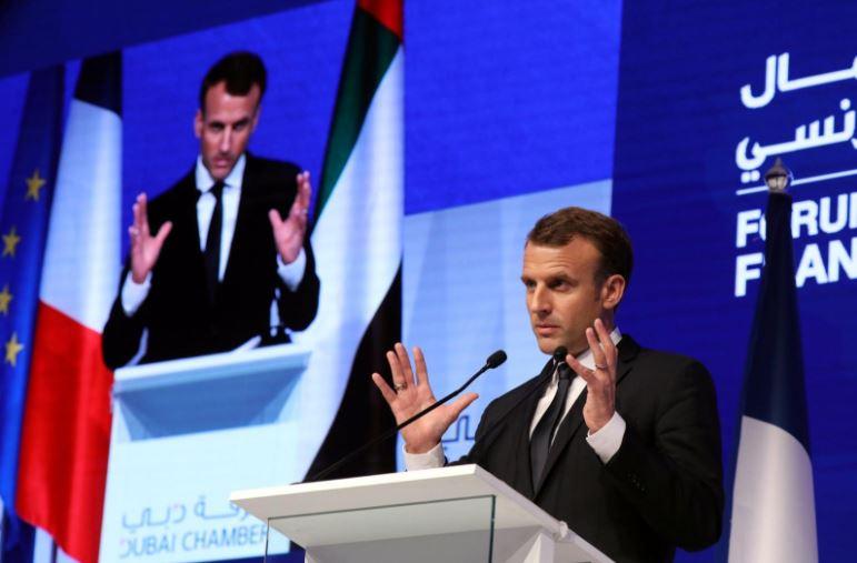 سفر سرزده رئیسجمهور فرانسه به عربستان سعودی