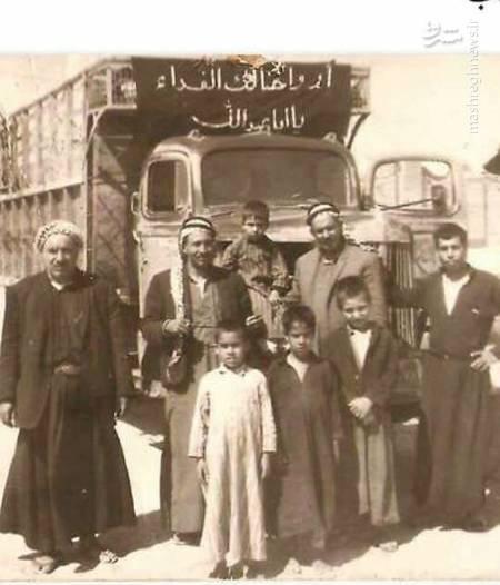 عکسهای زیرخاکی از زیارت اربعین/ حضور غافلگیرکننده زائران پس از سقوط صدام +عکس
