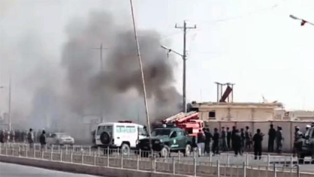 حمله انتحاری در هلمند 9 کشته و زخمی بر جای گذاشت