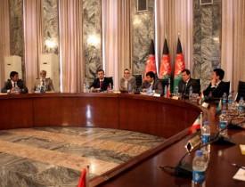 برگزاری سومین نشست سفرای کشورهای قلب آسیا - پروسه استانبول در کابل