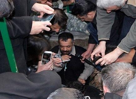 خاطره محمود کریمی از شهید مدافع حرم