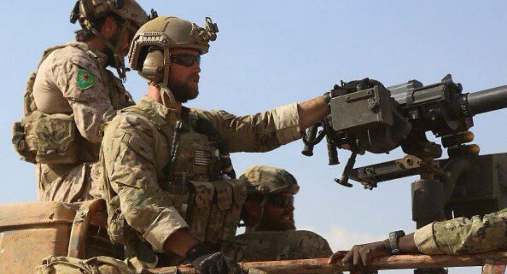 آیا امریکا تا 50 سال دیگر در افغانستان می ماند؟