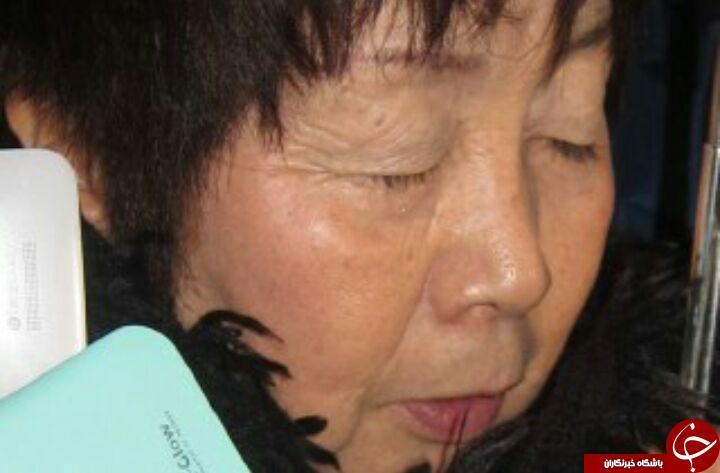 بیوه سیاه قاتل ژاپنی به مرگ محکوم شد + تصاویر