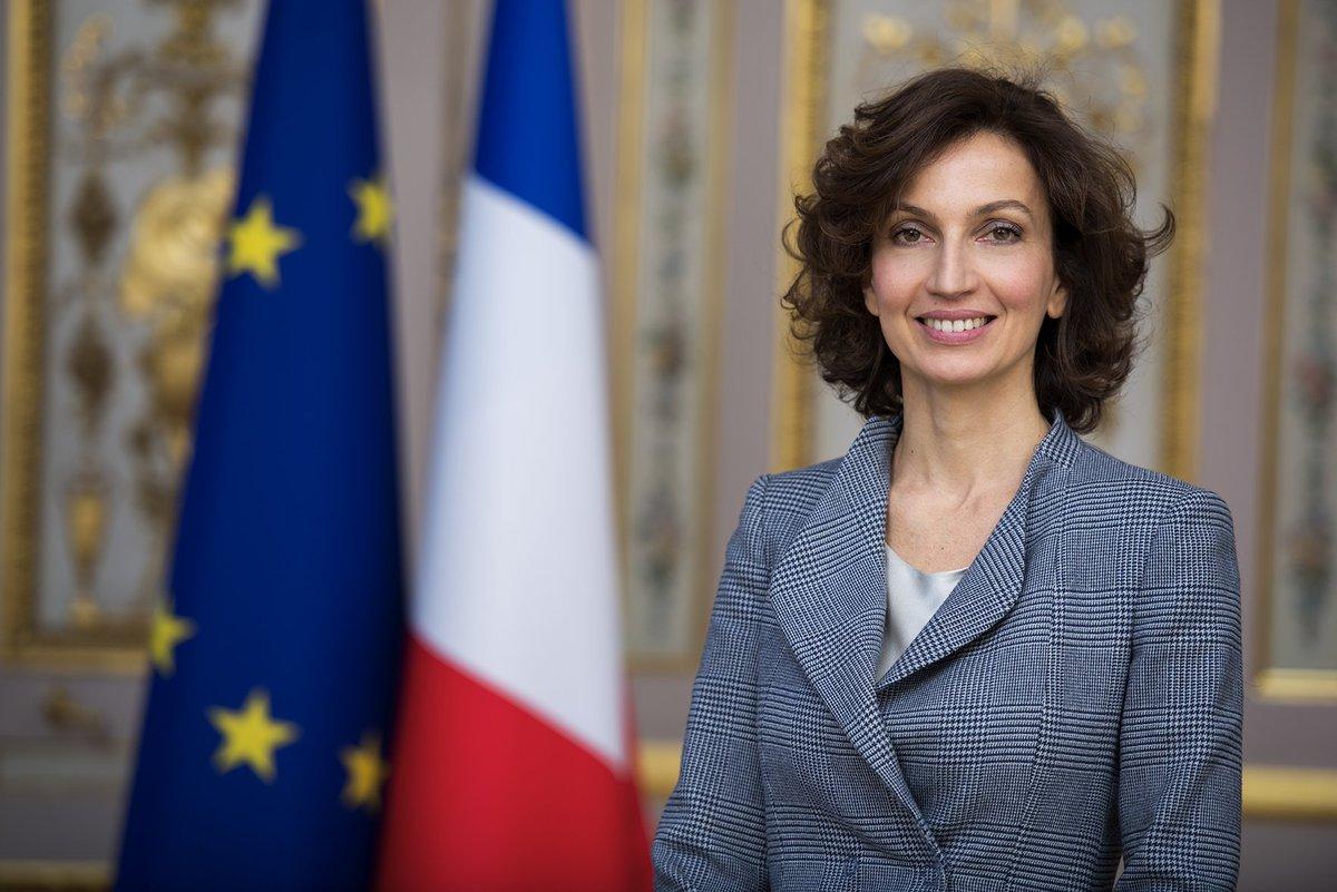 وزیر سابق فرهنگ فرانسه مدیر کل سازمان یونسکو شد