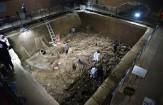 باشگاه خبرنگاران -تصاویری باورنکردنی از عجیب ترین مقبره باستانی در چين