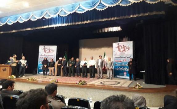 باشگاه خبرنگاران -مهاباد؛در جایگاه دوم برترین باشگاه های ورزشی استان آذربایجان غربی
