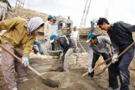 اجرای ۱۵۰ طرح قرار گاه سازندگی وآبادانی دراستان زنجان