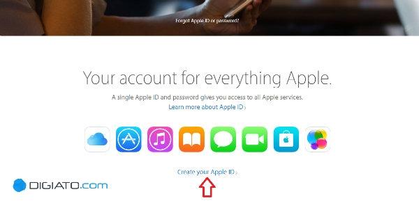 آموزش قدم به قدم ساخت اپل آیدی مطابق با آخرین تغییرات آیتونز