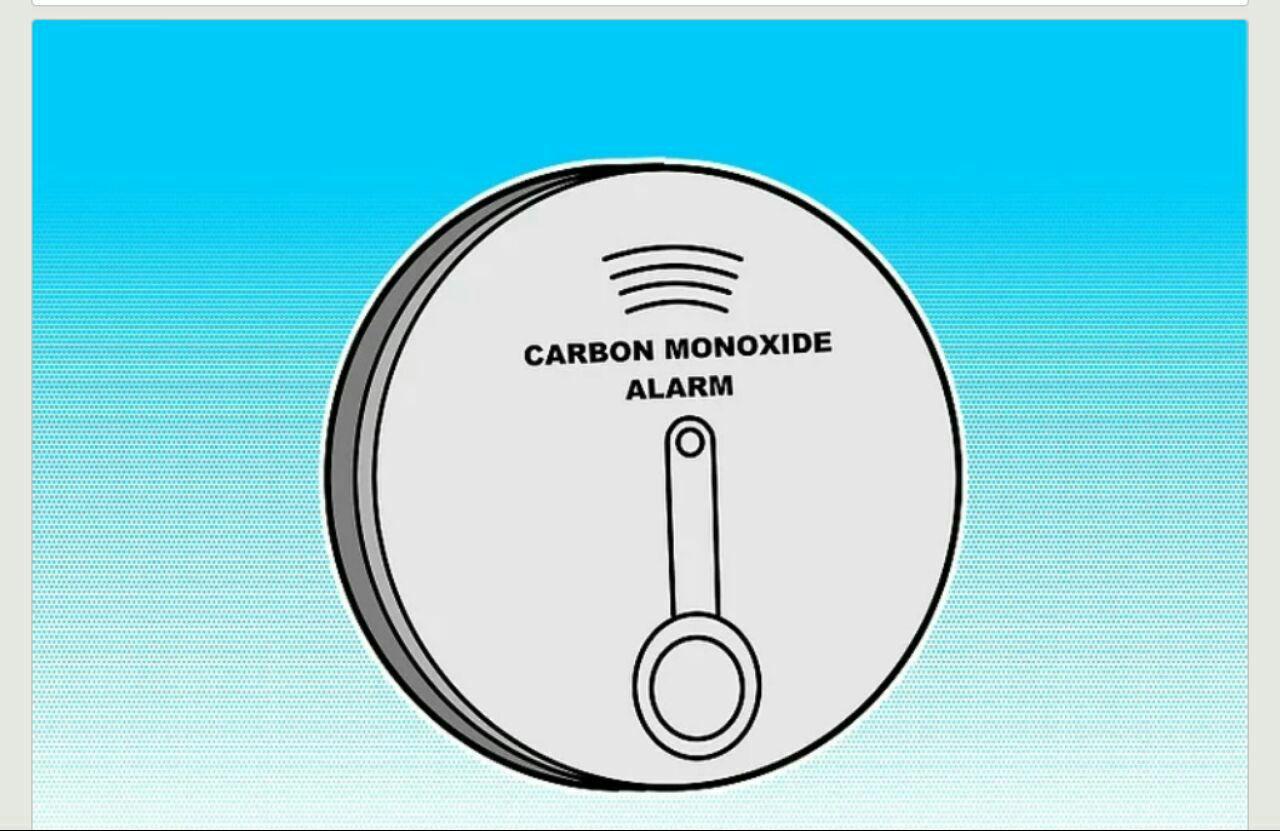 راههای جلوگیری از مسمومیت با کربن مونوکسید+ تصاویرآموزش تصویری جلوگیری از مسمومیت با گاز کربن مونوکسید