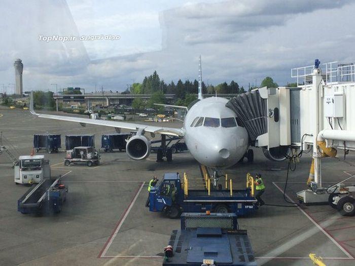 نقص فنی هواپیمای مسافری را مجبور به فرود اضطراری در بلفاست کرد