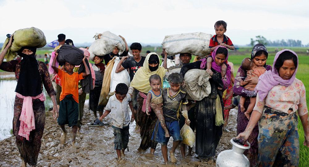 درخواست گوترش برای بازگشت بی قید و شرط آوارگان روهینگیا