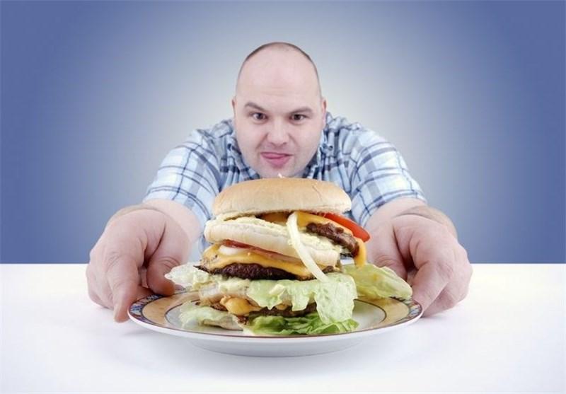 خارج از ساعت فیزیولوژیک بدن غذا نخورید
