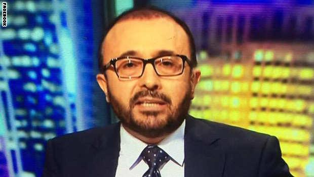 توییت مجری شبکه الجزیره  +عکس