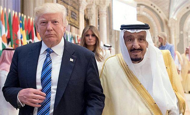 دامی که ترامپ برای آلسعود پهن کرد/ ترامپ و فروش سلاح به آلسعود، شاید برای استفاده در کودتا