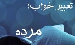 Image result for تعبیر خواب دعوا با مرده